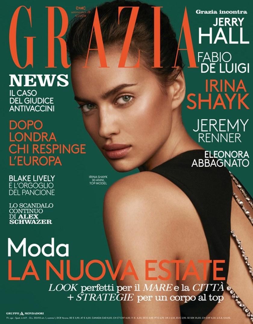 GRAZIA ITALIA Irina Shayk by Jonas Bresnantrans. July 2016, www.imageamplified.com, Image Amplified (5)