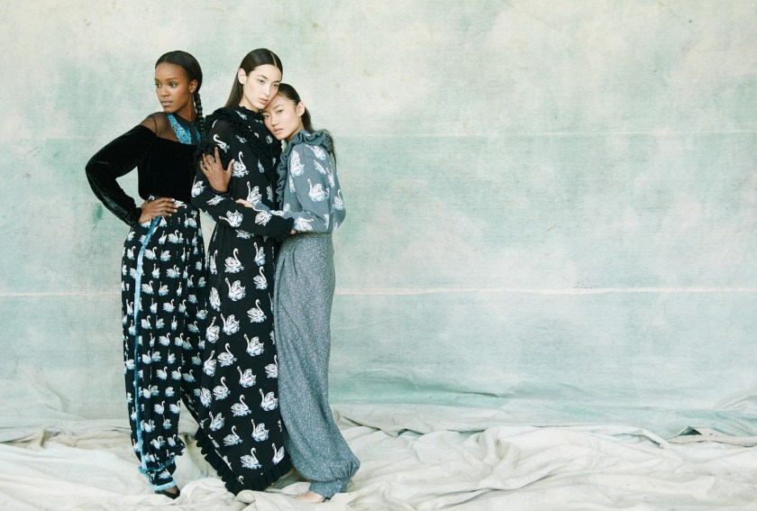 HARPER'S BAZAAR UK A Fresh Look At Fashion by Erik Madigan Heck. Leith Clark, August 2016, www.imageamplified.com, Image Amplified (21)