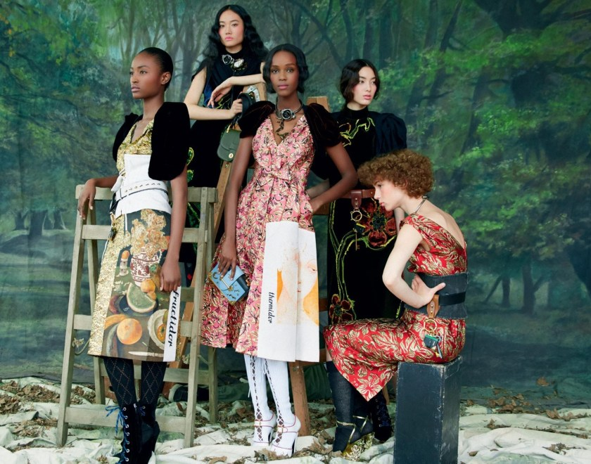 HARPER'S BAZAAR UK A Fresh Look At Fashion by Erik Madigan Heck. Leith Clark, August 2016, www.imageamplified.com, Image Amplified (5)