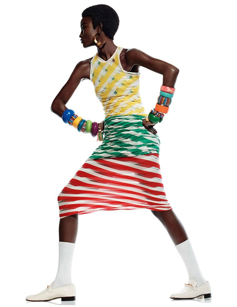 VOGUE PARIS Alicia Burke by David Sims. Jane How, May 2016, www.imageamplified.com, Image Amplified (4)