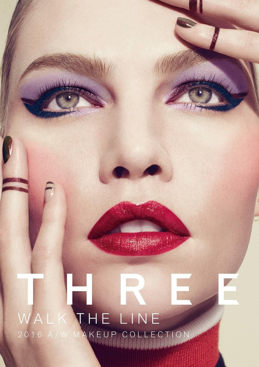 CAMPAIGN Aline Weber for Three Cosmetics Fall 2016 by Sanchez & Mongiello. www.imageamplified.com, Image Amplified4
