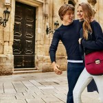 CAMPAIGN: Ine Neefs & Jordan Barrett for Furla Fall 2016 by Mario Testino