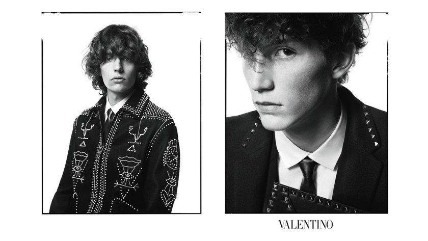 CAMPAIGN Valentino Fall 2016 by David Bailey. www.imageamplified.com, Image Amplified2