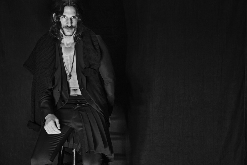 H MAGAZINE Jarrod Scott by An Le. Andrew Holden, Summer 2016, www.imageamplified.com, Image Amplified13