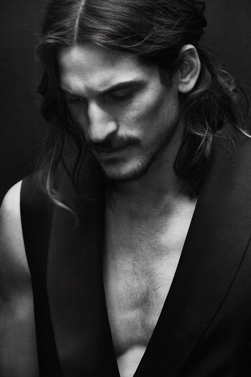 H MAGAZINE Jarrod Scott by An Le. Andrew Holden, Summer 2016, www.imageamplified.com, Image Amplified5