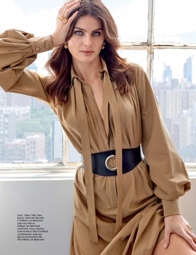 HARPER'S BAZAAR SINGAPORE Isabeli Fontana by Yu Tsai. Kemal Harris, August 2016, www.imageamplified.com, Image Amplified3