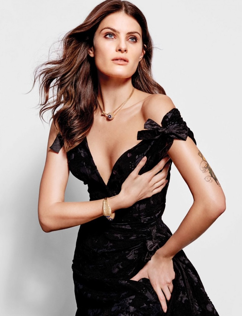 HARPER'S BAZAAR SINGAPORE Isabeli Fontana by Yu Tsai. Kemal Harris, August 2016, www.imageamplified.com, Image Amplified4