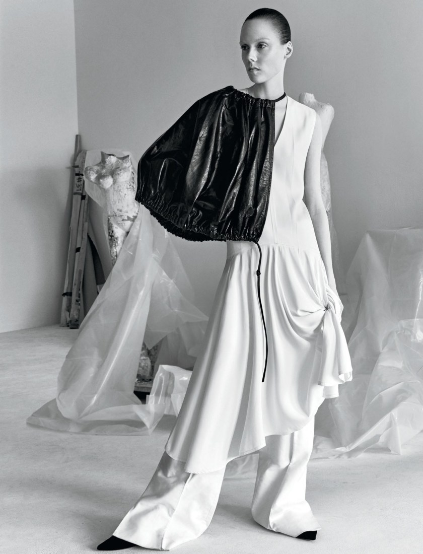 INTERVIEW MAGAZINE Kiki Willems by Patrick Demarchelier. Karl Templer, August 2016, www.imageamplified.com, Image Amplified2