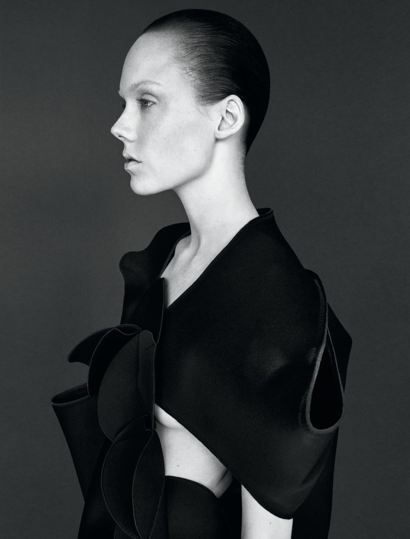 INTERVIEW MAGAZINE Kiki Willems by Patrick Demarchelier. Karl Templer, August 2016, www.imageamplified.com, Image Amplified9