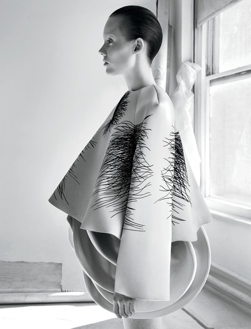 INTERVIEW MAGAZINE Kiki Willems by Patrick Demarchelier. Karl Templer, August 2016, www.imageamplified.com, Image Amplified15