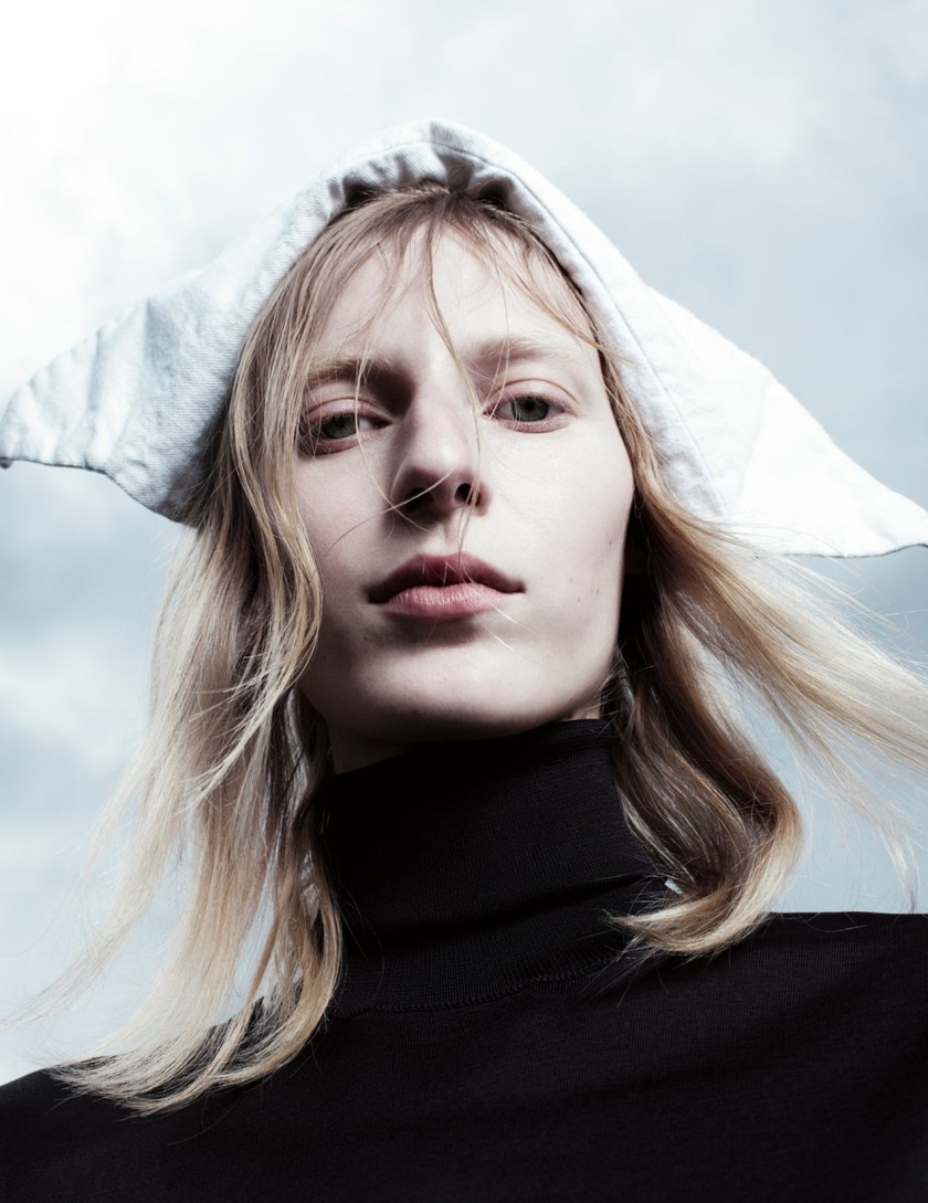 LOVE MAGAZINE Julia Nobis by Willy Vanderperre. Olivier Rizzo, Fall 2016, www.imageamplified.com, Image Amplified8