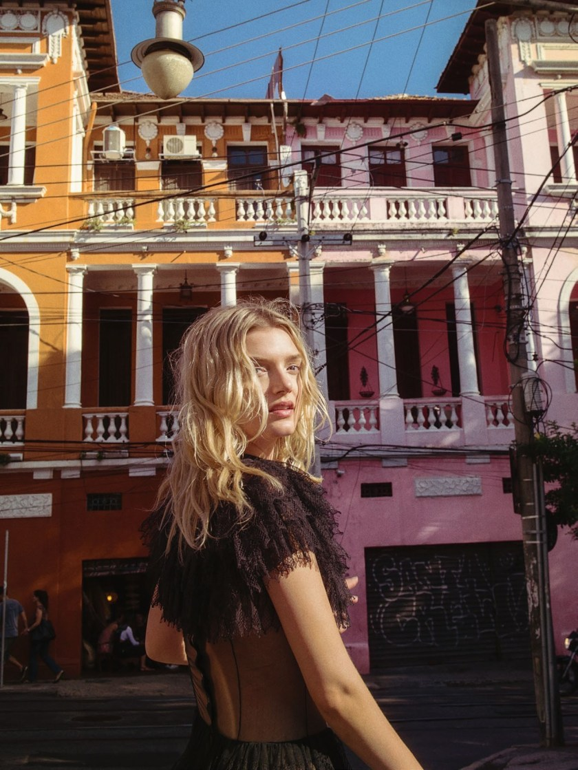 VOGUE AUSTRALIA Lily Donaldson by Sebastian Kim. Christine Centenera, September 2016, www.imageamplified.com, Image Amplified6