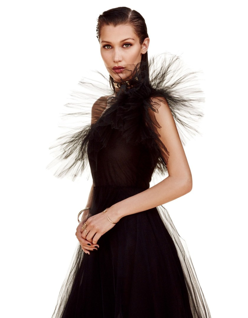 VOGUE JAPAN Bella Hadid by Giampaolo Sgura. Anna Dello Russo, September 2016, www.imageamplified.com, Image Amplified5