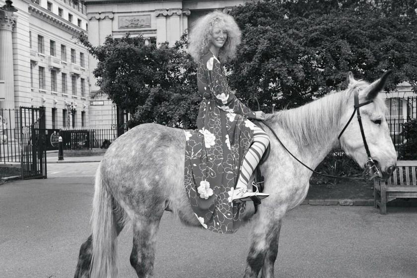 VOGUE UK Raquel Zimmermann by Glen Luchford. Jane How, September 2016, www.imageamplified.com, Image Amplified1