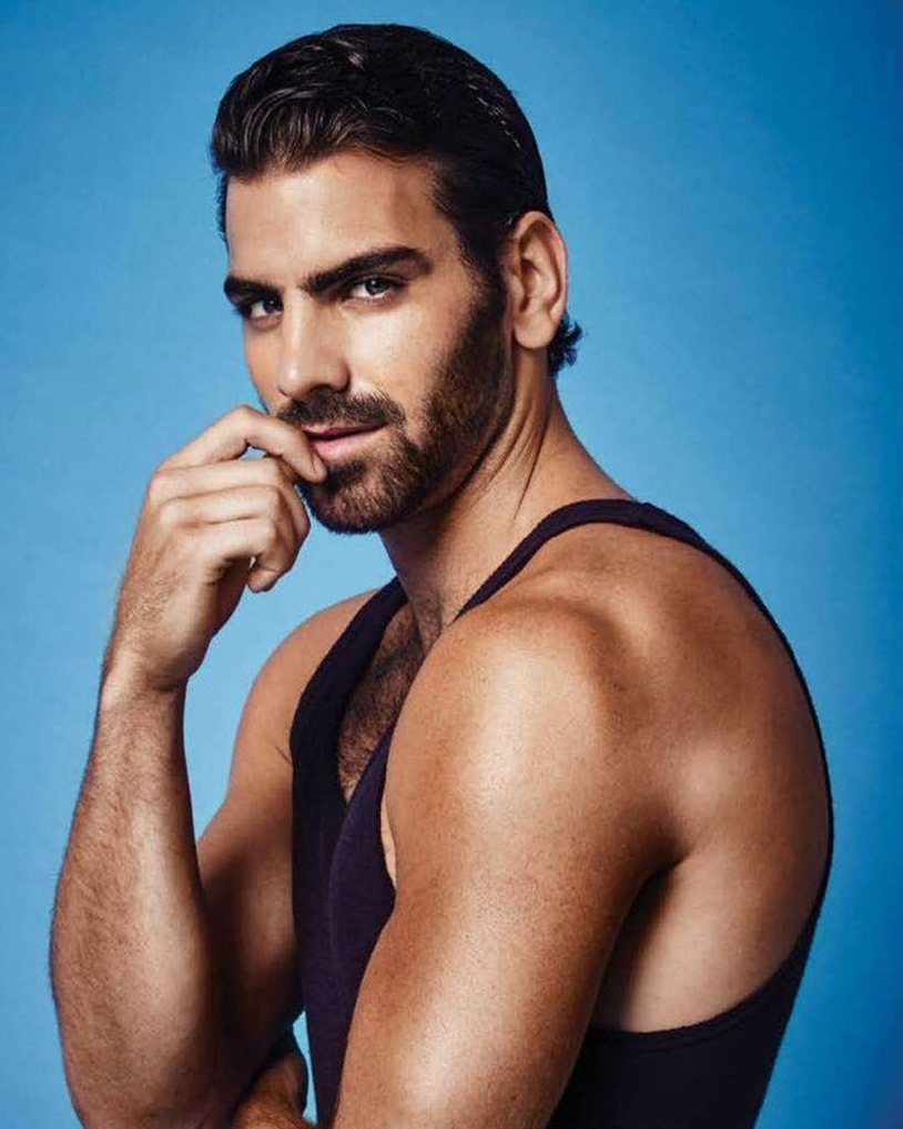 ATTITUDE UK Nyle Dimarco by Jenny Brough. Joseph Kocharian, October 2016, www.imageamplified.com, Image Amplified (3)