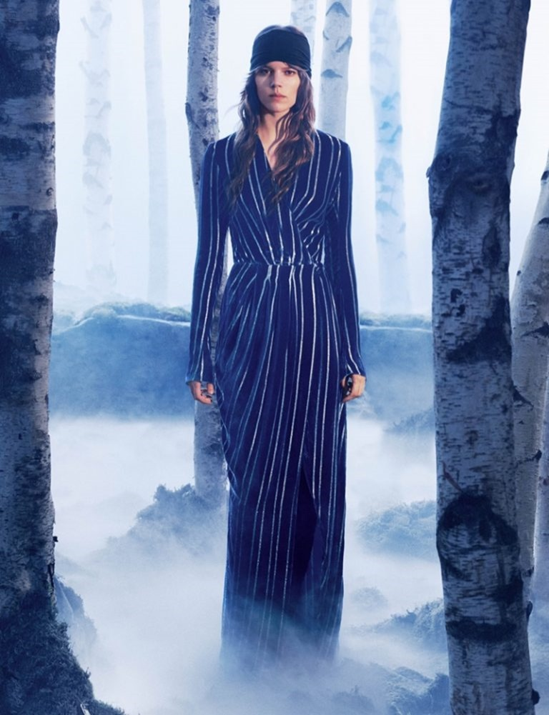CAMPAIGN Freja Beha Erichsen for H&M Studio Fall 2016 by Daniel Jackson. www.imageamplified.com, Image Amplified (1)