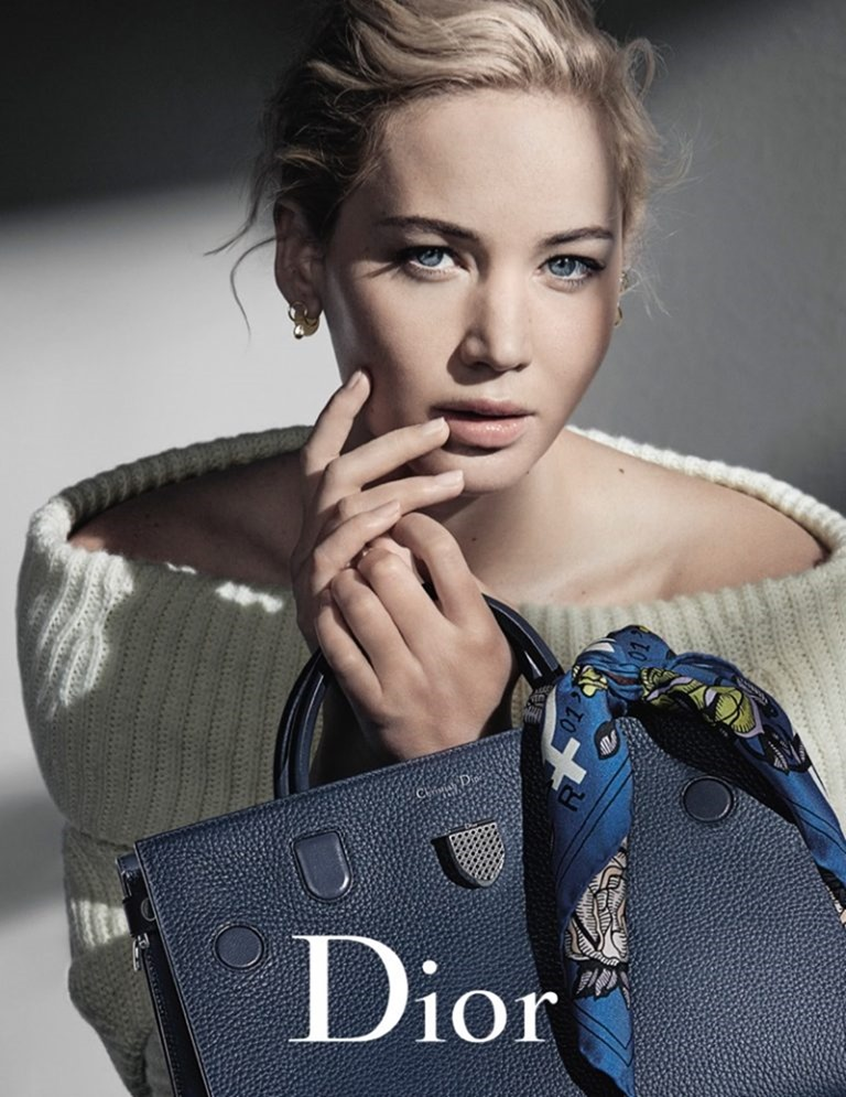 CAMPAIGN Jennifer Lawrence for Dior Fall 2016 by Patrick Demarchelier. www.imageamplified.com, Image Amplified (2)