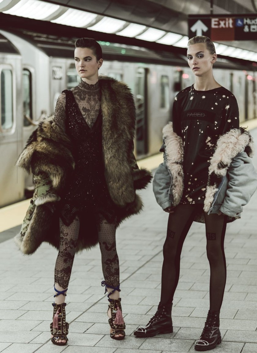 L'OFFICIEL SINGAPORE Zoe Zolivas & Stephanie Rad by Matallana. Davian Lain, September 2016, www.imageamplified.com, Image Amplified (2)