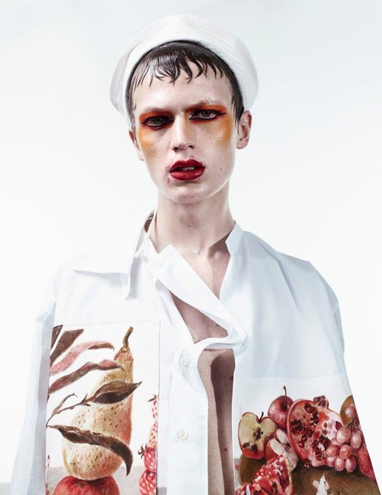 MAN ABOUT TOWN Cargo de nuit by Willy Vanderperre. Olivier Rizzo, Fall 2016, www.imageamplified.com, Image Amplified (31)