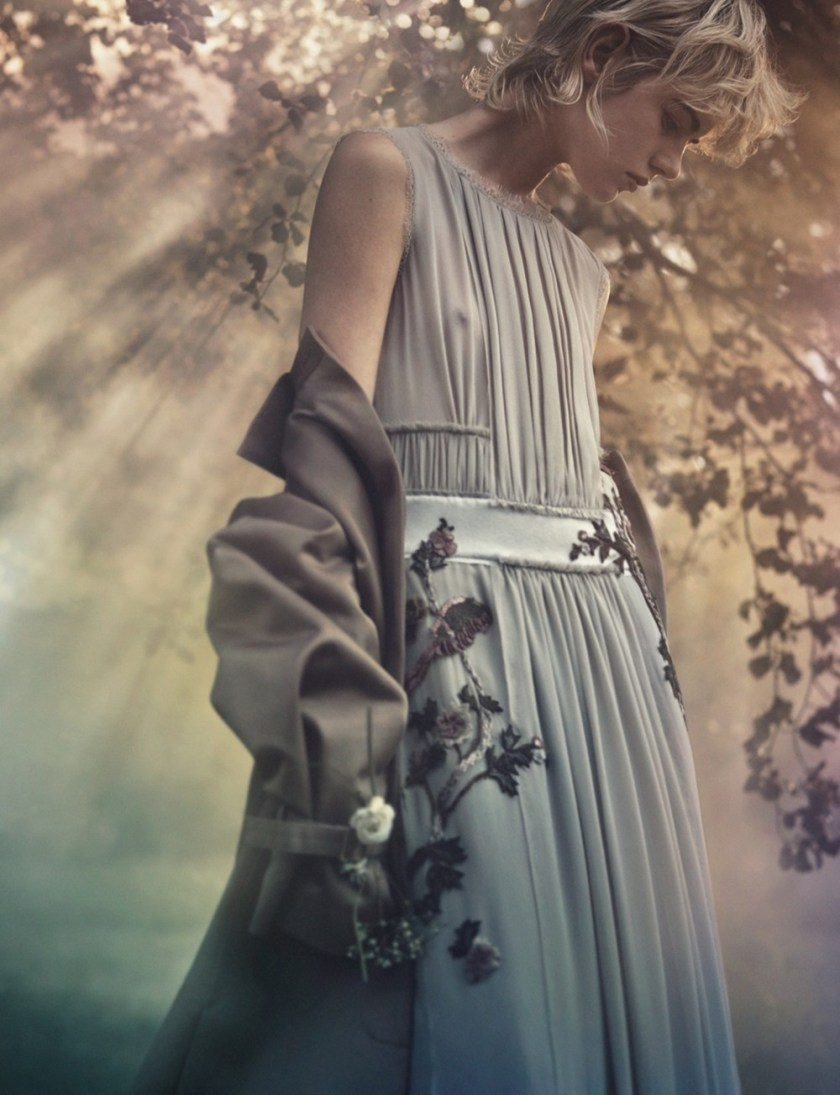 SUNDAY TELEGRAPH FASHION Celine Bouly by Rory Payne. Margherita Moro, Fall 2016, www.imageamplified.com, Image Amplified (1)