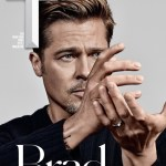T STYLE MAGAZINE: Brad Pitt by Craig McDean
