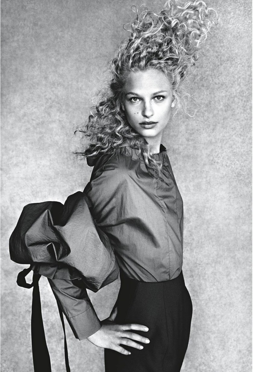VOGUE AUSTRALIA Frederikke Sofie by Patrick Demarchelier. Sarajane Hoare, September 2016, www.imageamplified.com, Image Amplified (12)