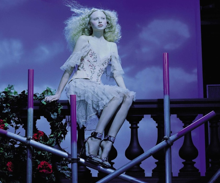 VOGUE ITALIA A Theatrical World by Miles Aldridge. Cathy Kasterine, Fall 2016, www.imageamplified.com, Image Amplified (8)