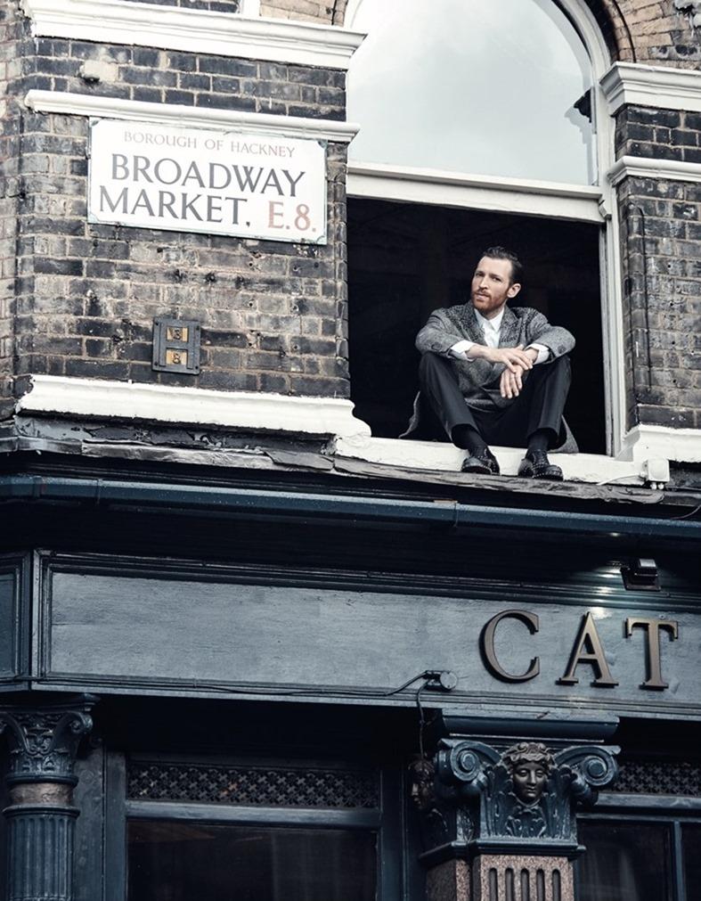 GQ FRANCE London by Neil Gavin. Fall 2016, www.imageamplified.com, Image Amplified