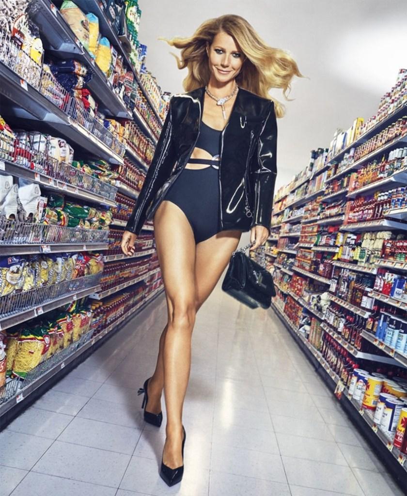 HARPER'S BAZAAR MAGAZINE Gwyneth Paltrow by Alexi Lubomirski. Joanna Hillman, November 2016, www.imageamplified.com, Image Amplified3
