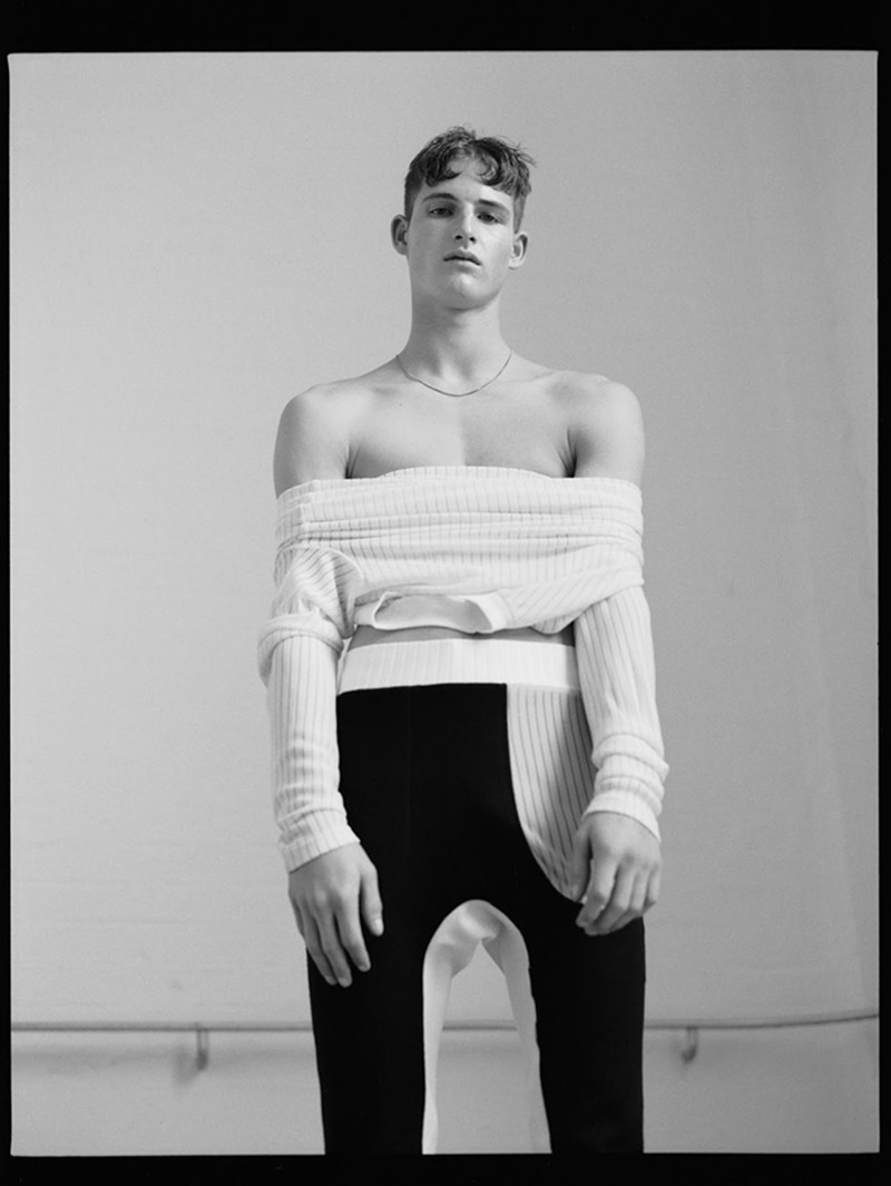 VARON MAGAZINE Max Streetley by Dham Strifuenfung. Michael Darlington, Fall 2016, www.imageamplified.com, Image Amplified1