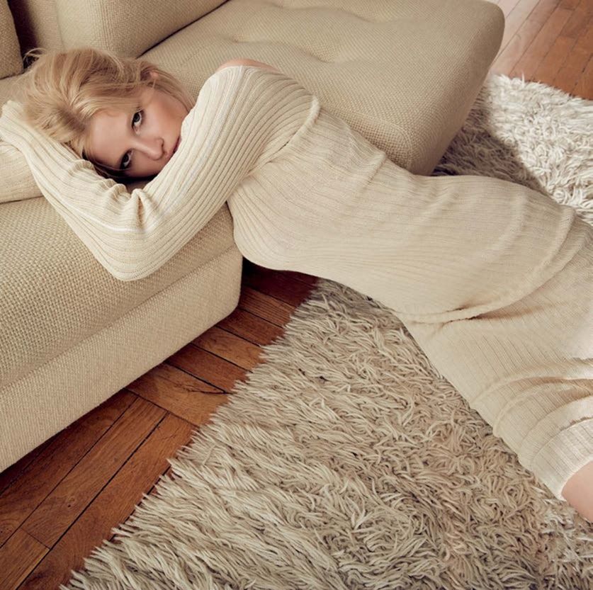 VOGUE GERMANY Lara Stone by Camilla Akrans. Nicola Knels, November 2016, www.imageamplified.com, Image Amplified13