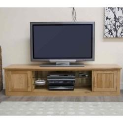 Small Crop Of Oak Tv Stands