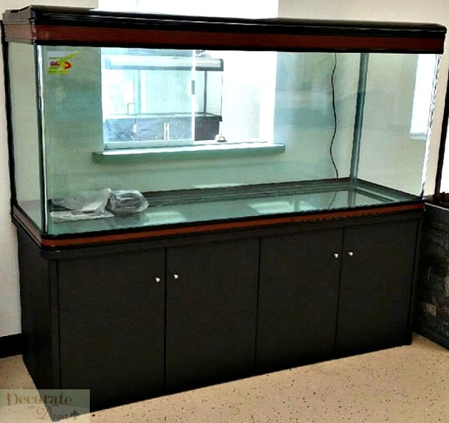 new factory sealed 200 gallon fish tank aquarium introduction new