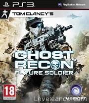 Tom Clancy&#8217;s Ghost Recon: Future Soldier Boxart Cover