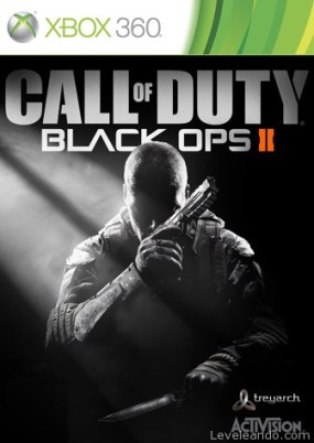 Call of Duty: Black Ops 2 Boxart Cover