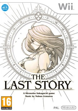The Last Story Boxart Cover