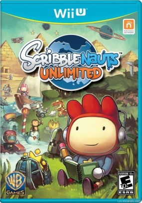 Scribblenauts Unlimited Boxart Cover