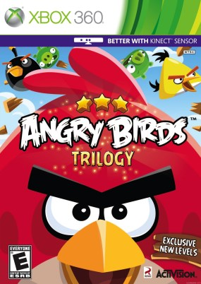 Angry Birds Trilogy Boxart Cover