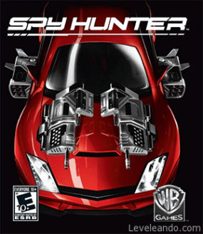 Spy Hunter Boxart Cover