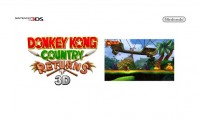Donkey Kong Country Returns 3D saldrá para Nintendo 3DS