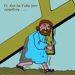 Dibujos de los días de Semana Santa (5)