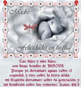 Imágenes día de la madre cristianas (2)
