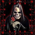 Imágenes de la Santa Muerte del amor (1)