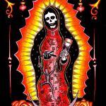 imagenes de la santa muerte con frases (2)