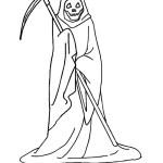 imagenes de la santa muerte en dibujos (8)
