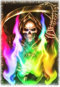 fotos de la santa muerte para facebook (3)