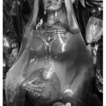 La Santa Muerte embarazada (2)