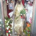 imagenes de la santa muerte vestida (5)