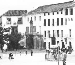 Posada Vistahermosa y casa de los Marqueses de Campo de Aras
