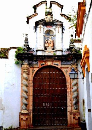 Rafael Luna Leiva desaparecido convento de Santa Ana